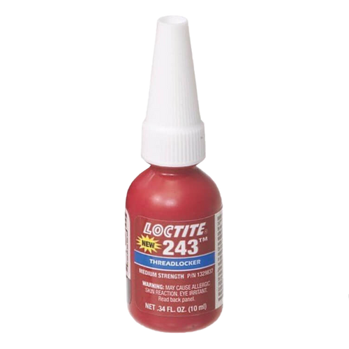 Loctite 243 - 10ml - Medium Strength Oil Tolerant