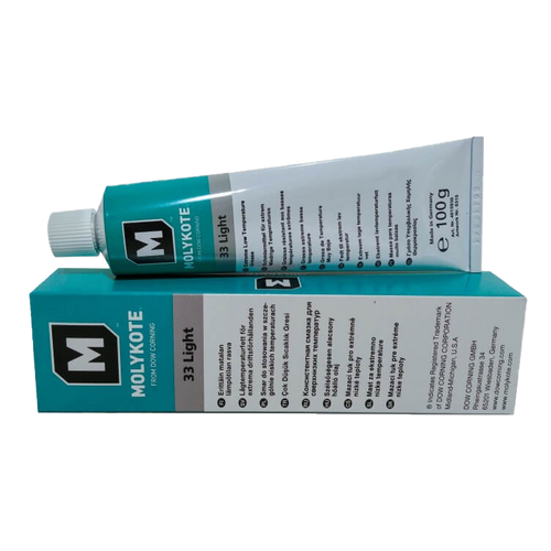 Molykote 33 - 100g - Light Silicone Grease