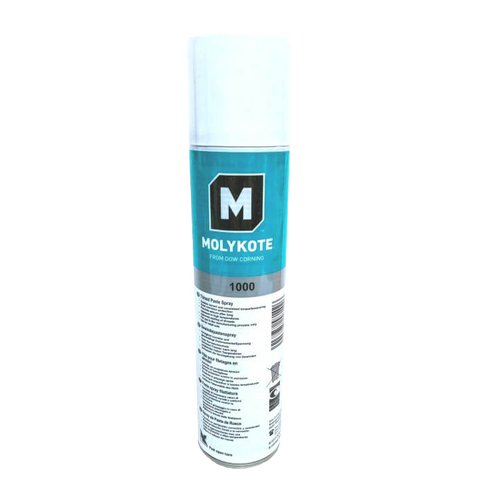 Molykote 1000 - 400ml - Anti Seize Paste (Aerosol)