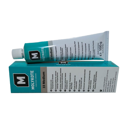 Molykote 33 - 100g - Medium Silicone Grease
