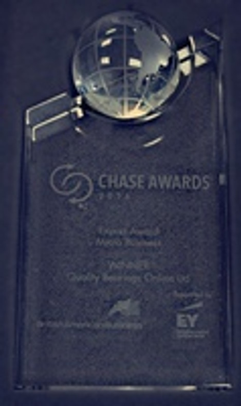 The Chase Awards 2016