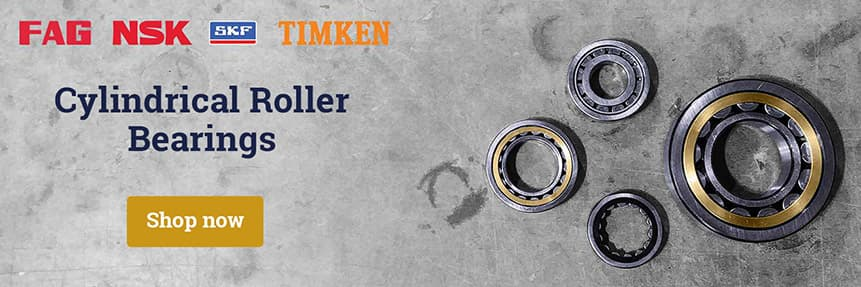 Cylindrical Roller Bearing Banner