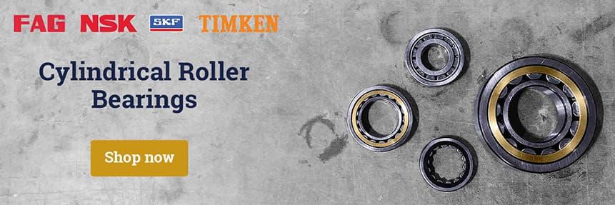 Cylindrical Roller Bearing Banner