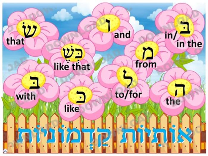 Prefix Flower Garden Poster (a downloadable item)