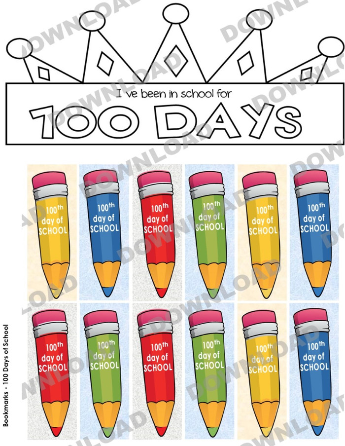 General Studies - 100 Days of School