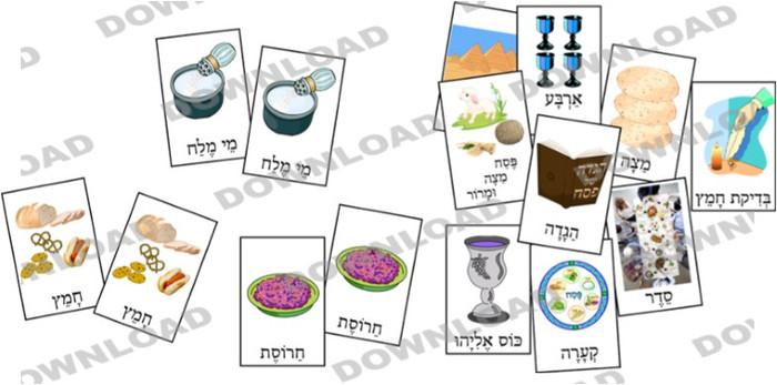 Pesach Memory (a downloadable item)