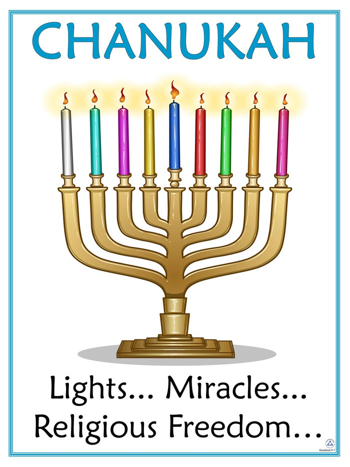 Lights, Miracles, Religious Freedom Poster