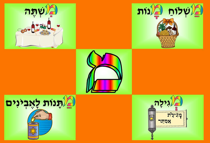 Four Mitzvot