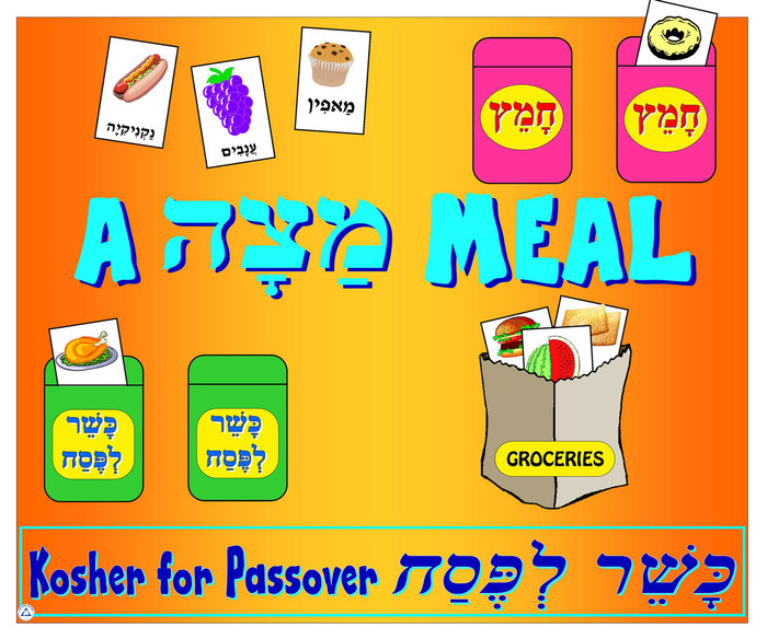 A Matzah Meal