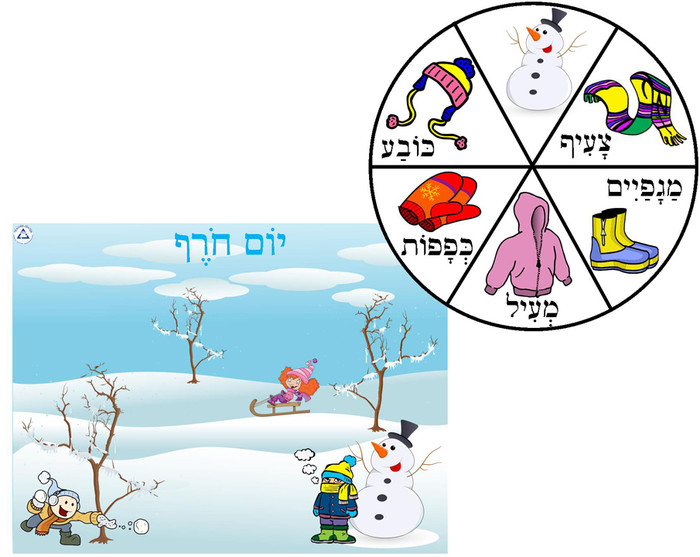 Yom Choref (Winter Day)