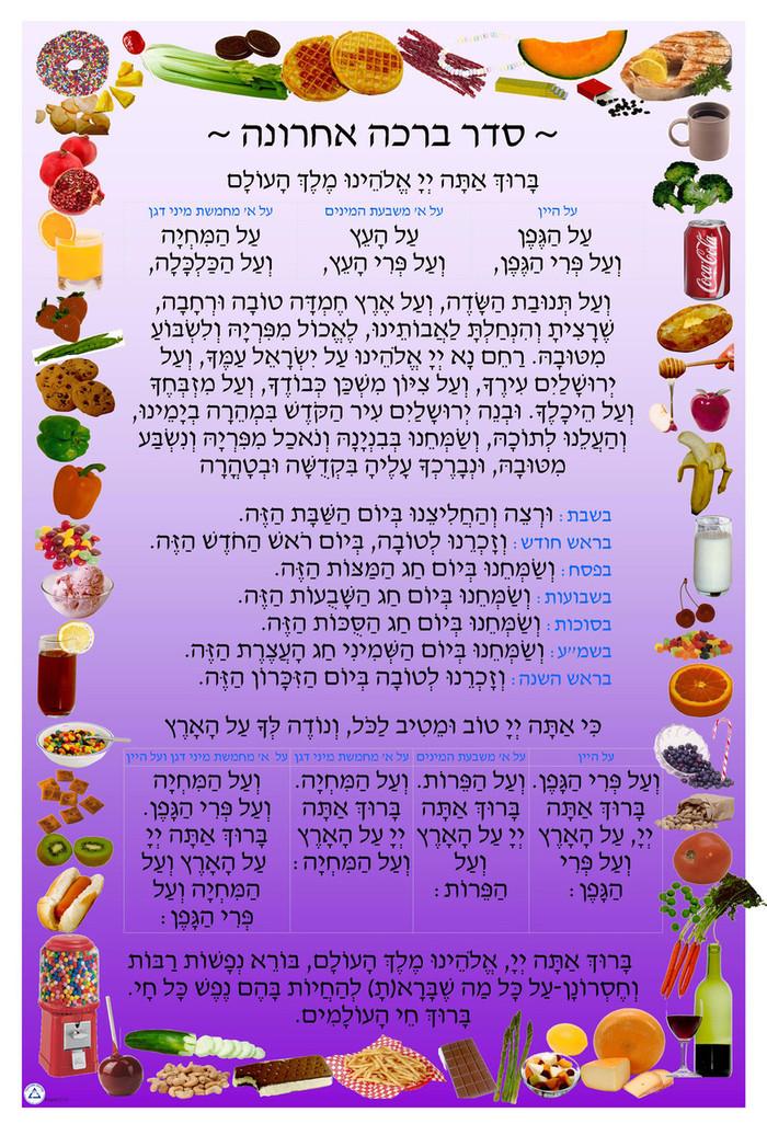 Al Hamichya Chart