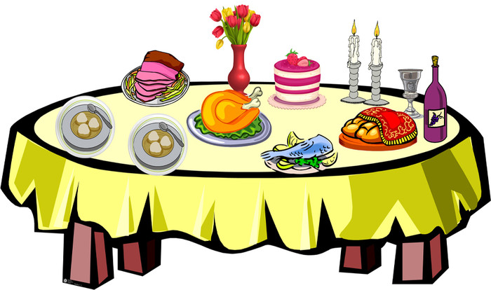 Setting the Shabbat Table