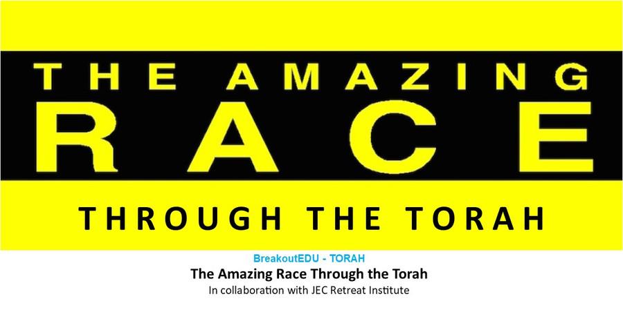 BreakoutEDU-Torah - An Amazing Race
