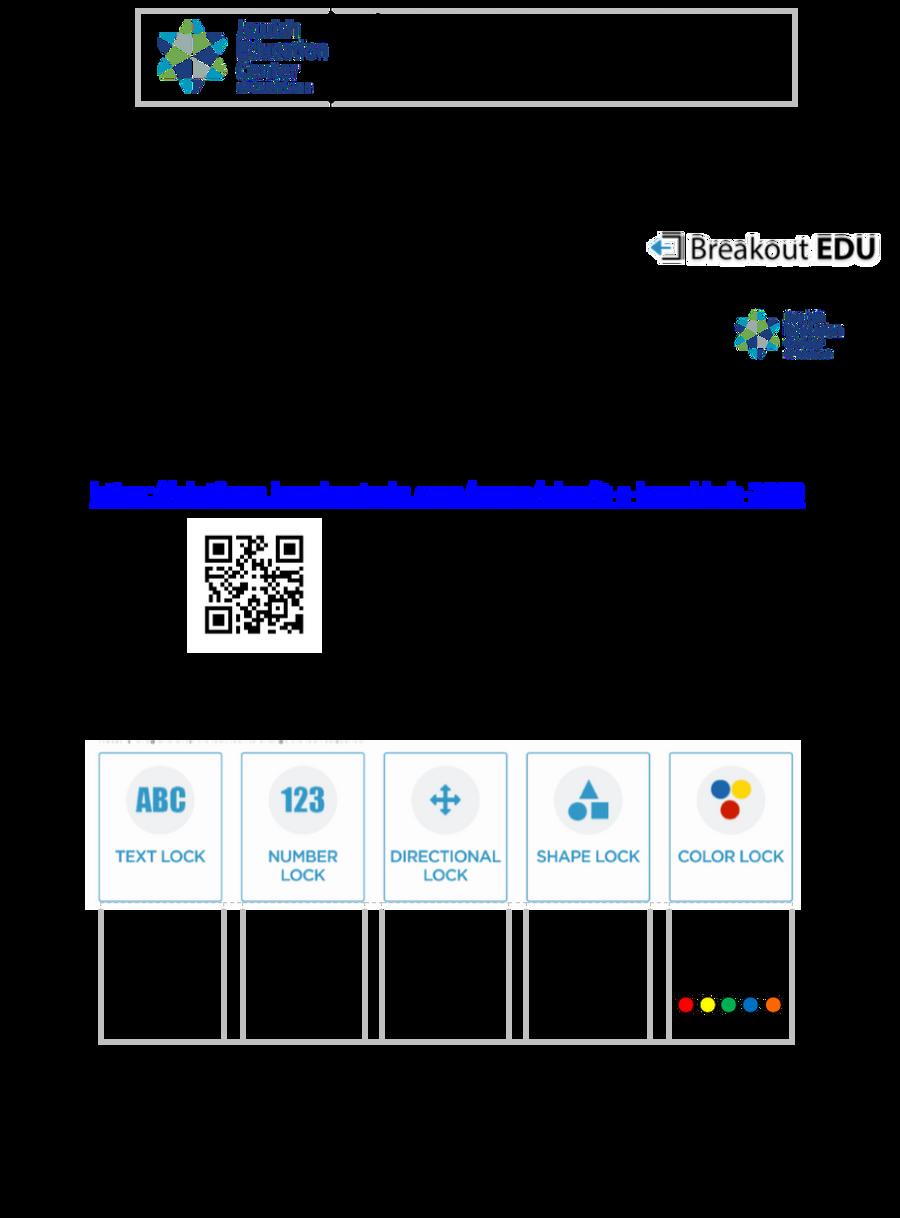BreakoutEDU-HANUKKAH (a digital download)
