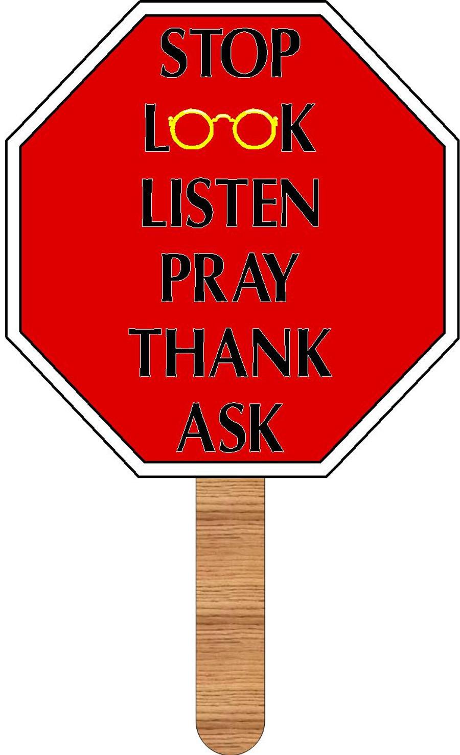 StopÉ... Pray
