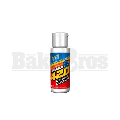 FORMULA 420 ORIGINAL CLEANER UNSCENTED 2 FL OZ