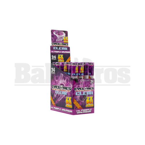 PURPLE UNKNOWN Pack of 24