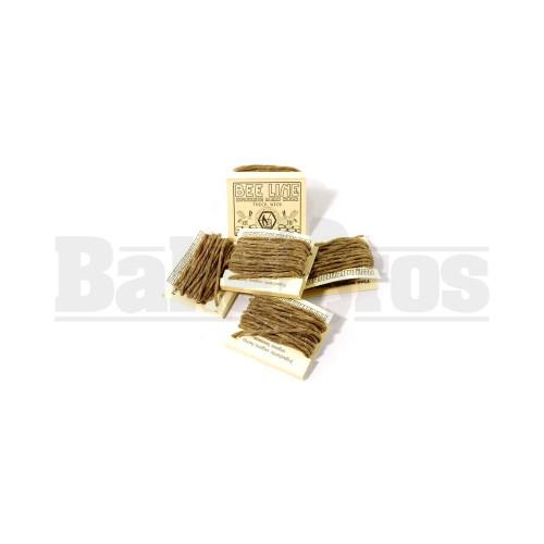 BEE LINE ORGANIC HEMP WICK 9 FEET SINGLE COLOR Pack of 1
