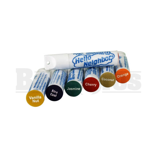 HELLO NEIGHBOR SMOKE AND ODOR NEUTRALIZER Pack of 1 ASSORTED SCENTS
