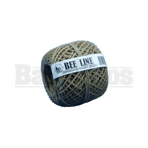 BEE LINE ORGANIC HEMP WICK ORIGINAL WICK 200' SINGLE COLOR Pack of 1