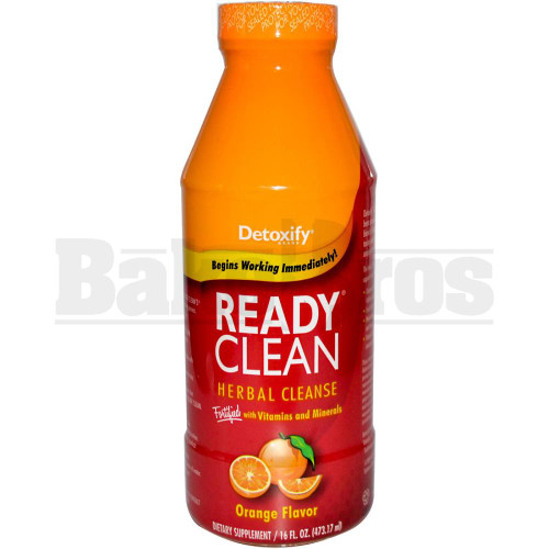 ORANGE FLAVOR 16 FL OZ