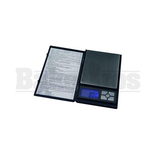 FUZION ELECTRONIC DIGITAL DESKTOP SCALE NBX-2000 0.1g 2000g BLACK