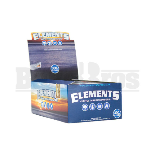ELEMENTS ROLLING PAPERS 300 300 LEAVES UNFLAVORED Pack of 20