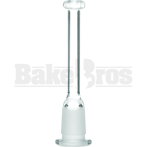 18MM BY 14MM DOWNSTEM SHOWERHEAD CLEAR 3""