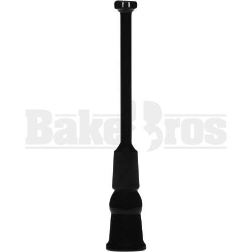 18MM BY 18MM DOWNSTEM SHOWERHEAD PERC BLACK 3""