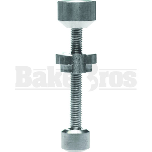 18MM NAIL TITANIUM THREADED METALLIC FEMALE