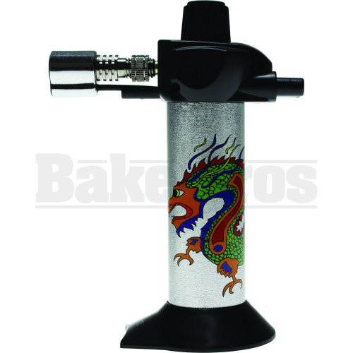 """NBT024 DRAGON SILVER Pack of 1 5.5"""""""