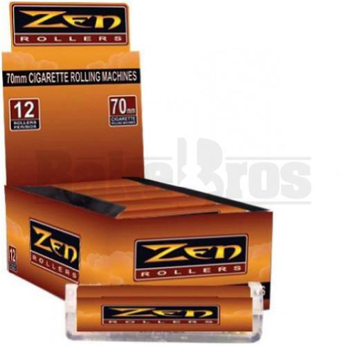 ORANGE Pack of 12 70MM
