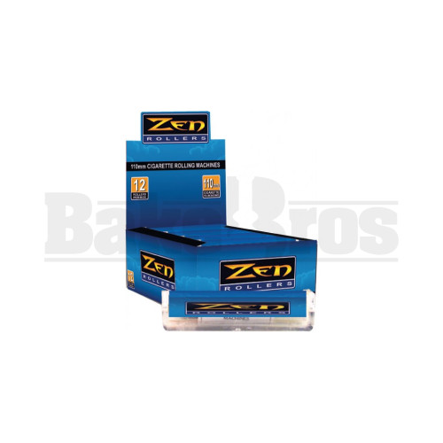 BLUE Pack of 12 110MM