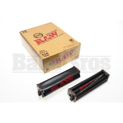 BLACK Pack of 12 110MM