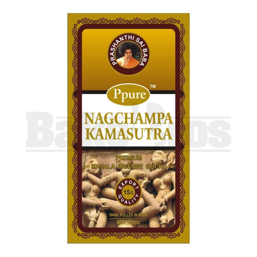 Pack of 12 KAMASUTRA