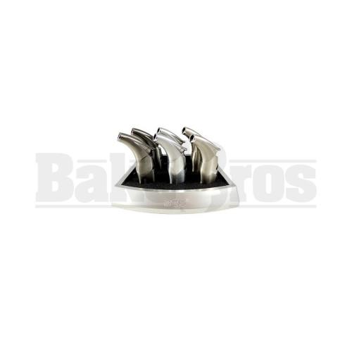 "ZICO TORCH LIGHTER WINDPROOF HANDHELD MT-20 ASSORTED COLORS Pack of 1 4.5"""