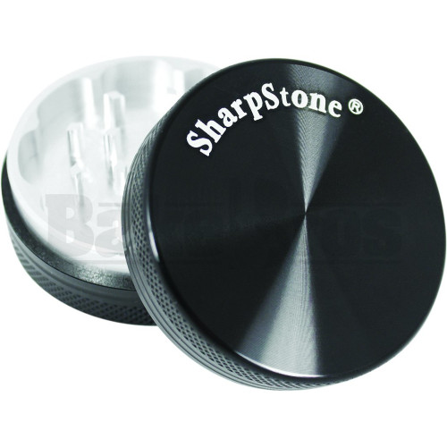 "SHARPSTONE GRINDER HARD TOP 2 PIECE 1.5"" BLACK Pack of 1"