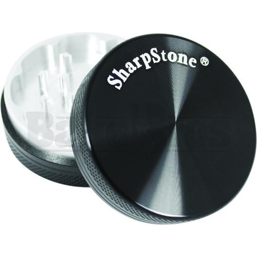 """SHARPSTONE GRINDER HARD TOP 2 PIECE 1.5"""" BLACK Pack of 1"""