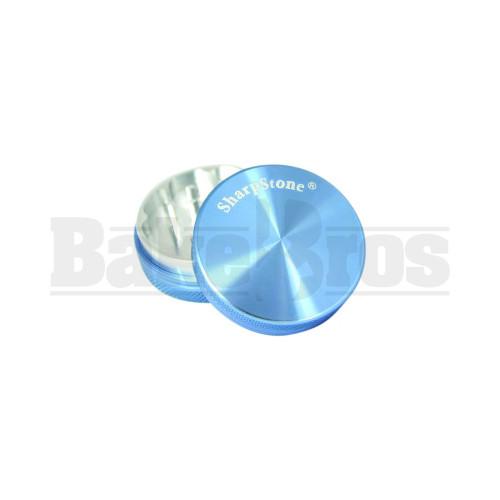 """SHARPSTONE GRINDER HARD TOP 2 PIECE 1.5"""" BLUE Pack of 1"""