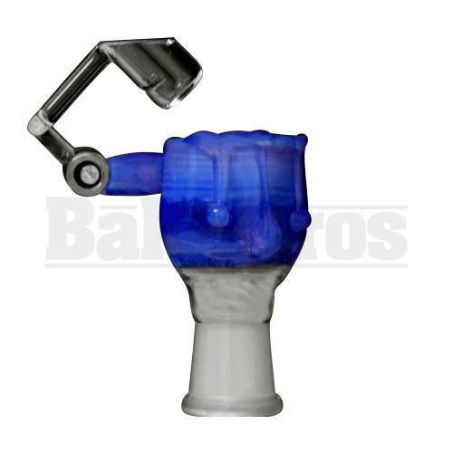 KROWN KUSH FEMALE HONEYBUCKET DRIP GLASS SLIME PURPLE 18MM