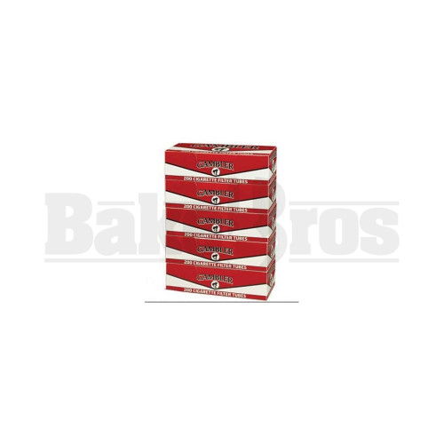 RED NATURAL Pack of 5 100'S