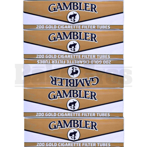 GOLD NATURAL Pack of 5 100MM