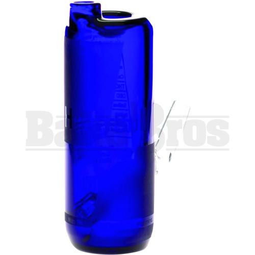 "HIGH TECH WP ENERGY DRINK HERB BULL 6"" BLUE MALE 14MM"