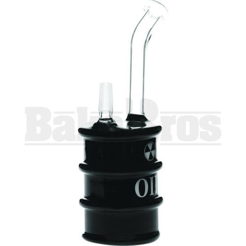 "WP OIL DRUM 6"" BLACK MALE 10MM"