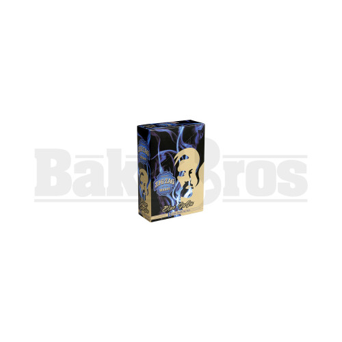 ZIG ZAG CIGAR WRAPS 2 PER PACK BLUEBERRY Pack of 25