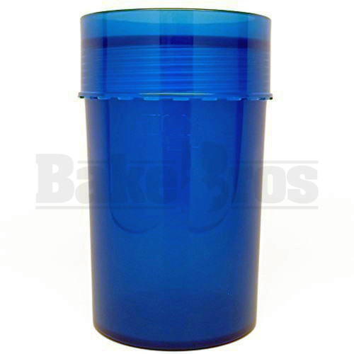 AEROSPACE TECHNOLOGY TIME CAPSULE CONTAINER AIRTIGHT JAR BLUE Pack of 1