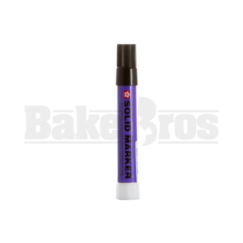 SAKURA SOLID MARKER BLACK Pack of 1