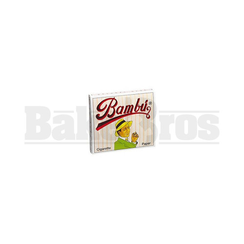 BIG BAMBU ROLLING PAPERS 1 1/4 UNFLAVORED Pack of 1