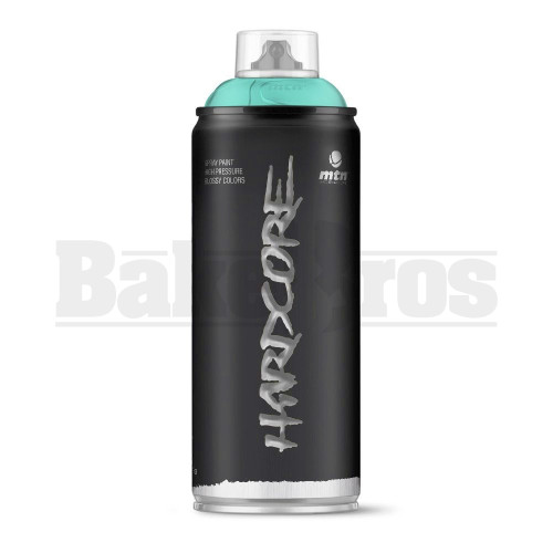 MONTANA COLORS HARDCORE SPRAY CAN PAINT 400ML MAX GREEN Pack of 1