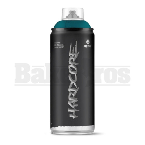 MONTANA COLORS HARDCORE SPRAY CAN PAINT 400ML INDIGO BLUE Pack of 1